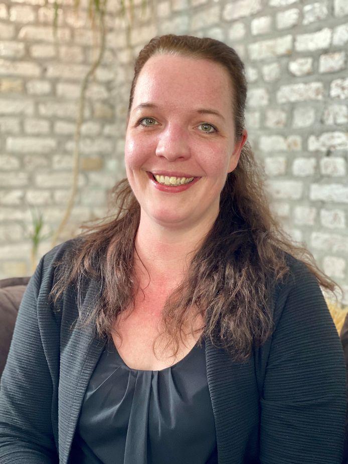 Marijke Sonneveld-Dijkman maakt onder andere een boekje over corona.