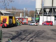 Man gewond bij bedrijfsongeval in Andel