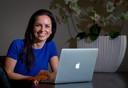 Ervaringsdeskundige Rilana Maas wil anderen helpen die net als zij in een bore-out zijn beland.