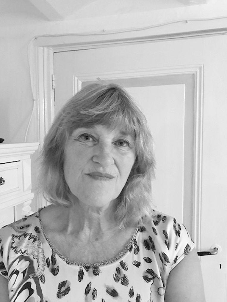 Symone Gaasbeek-Wielinga, mensenrechtenadvocaat en voorzitter van de Liga voor de Rechten van de Mens. Beeld -