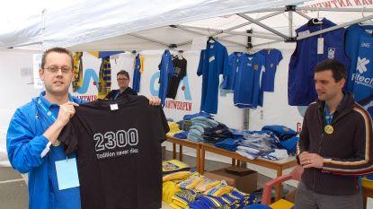 Waasland-Beveren en Yellow Blue onderhandelen over stamnummer 2300