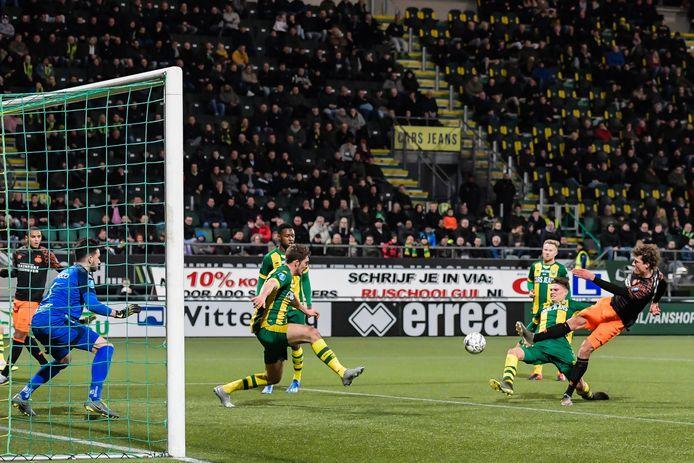 Tijdens ADO-PSV was er ophef over teksten die door het ADO-publiek zijn geuit. Bewijzen ontbreken vooralsnog.