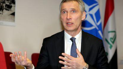 """NAVO blijft in Irak """"zo lang het nodig is"""""""