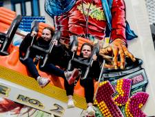 Koningskermis Apeldoorn: Een beetje misselijk uit de Sound Machine