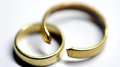 Dieven stelen ring in Genk