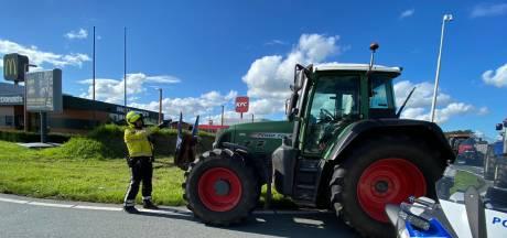 Boerenvoorman vervolgd voor bedreigen agent: 'Dit slaat nergens op'
