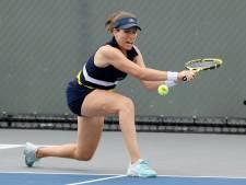 """Une joueuse de tennis victime de palpitations cardiaques en plein match: """"Je suis inquiète"""""""