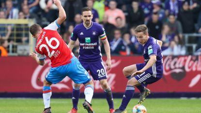 Anderlecht praat met Verschaeren over nieuw contract