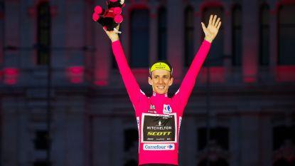 De Gouden Vuelta: winnaars speeldag 17