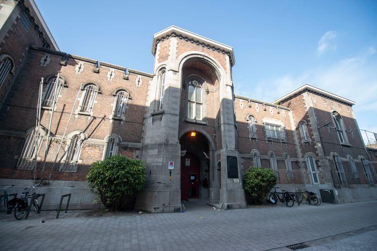 Onder meer in de gevangenis van Antwerpen wordt er gestaakt.