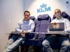 Ondernemer Rutger (29) houdt in vliegtuigstoel contact met Apple en Tesla: 'Maar ik ben gewoon in Rijssen'