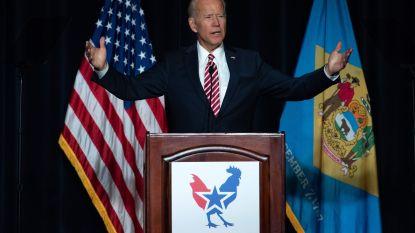 Kondigde voormalig vicepresident Joe Biden per ongeluk deelname aan presidentsverkiezingen aan?