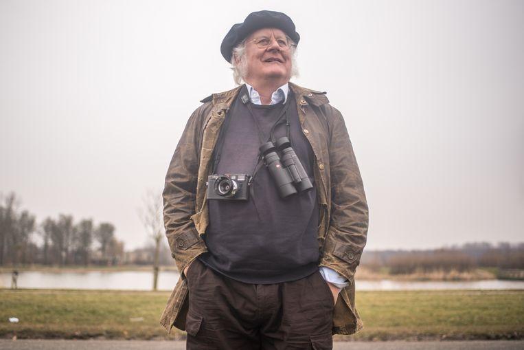 Redmond O'Hanlon Beeld Joris Van Gennip