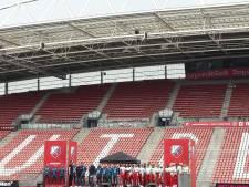 Experts gaan dak stadion Galgenwaard op voor extra controle