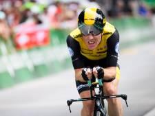 De deelnemerslijst van de Tour de France