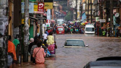 Zware overstromingen in Madagaskar: al minstens dertig doden