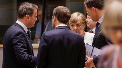EU-leiders schuiven meerjarenbegroting voor zich uit