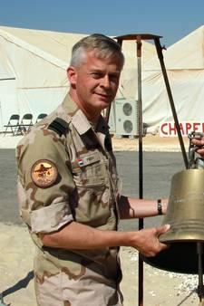 Van een camouflagepak naar de kansel in Zierikzee