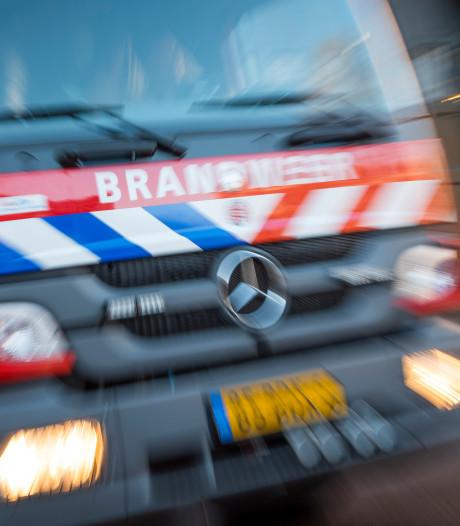 Auto uitgebrand in Vinkeveen