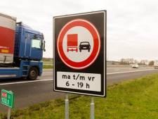 Steeds meer voetgangers op snelwegen