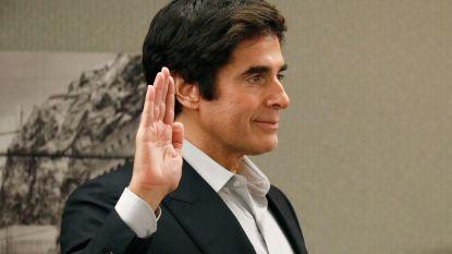 Ongezien: David Copperfield moét geheime verdwijntruc prijsgeven