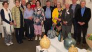 Tentoonstelling Martine Nauts en Vrienden in gemeentemuseum