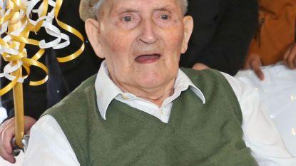 Honderdjarige Clement Heremans overleden