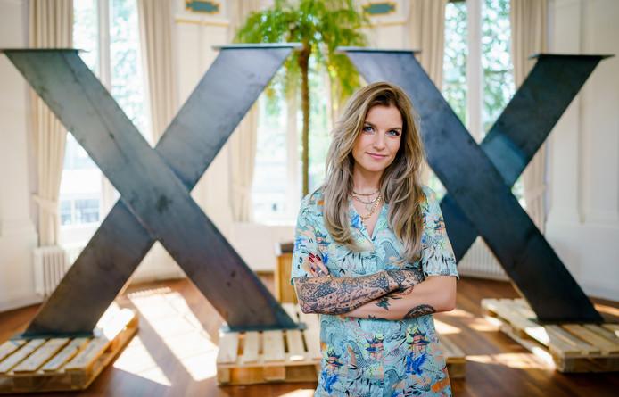 YouTube-ster Dionne Slagter