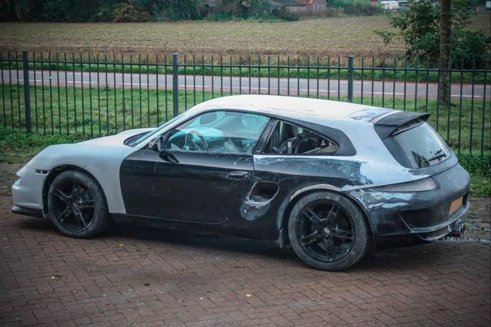 Porsche Boxster Shooting Brake.