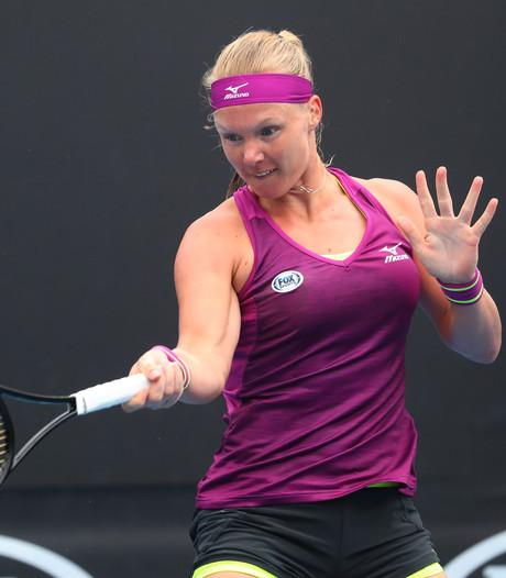 Bertens wacht zware kluif in derde ronde: Wozniacki