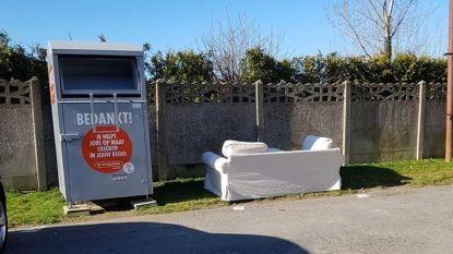 Sluikstorter dumpt zetel op Vlierzeledorp