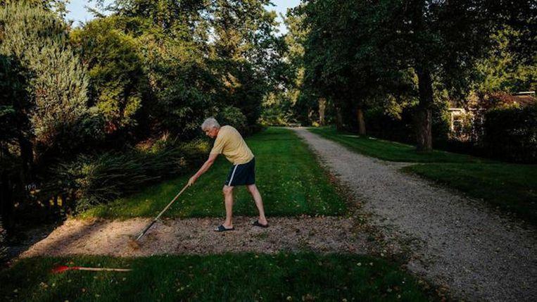 Tuinpark Amstelglorie. Beeld Marc Driessen