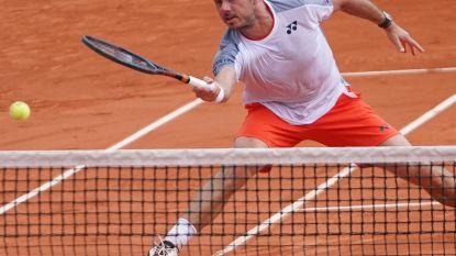 Vermoeide Wawrinka zegt af voor toernooi in Stuttgart