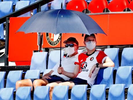 Opnieuw speler van Feyenoord besmet met coronavirus