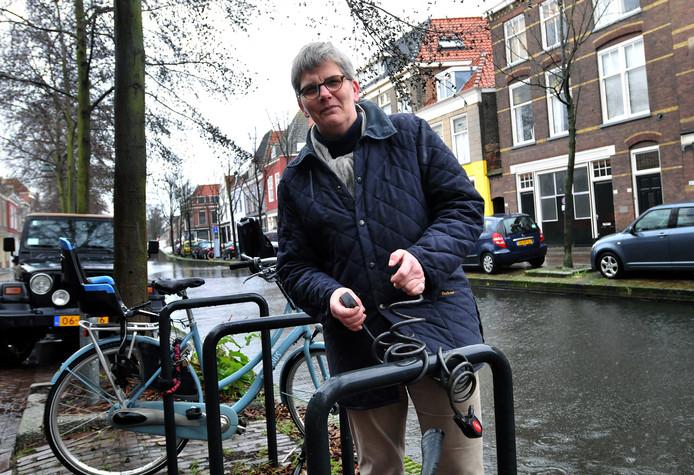 Willy Tiekstra, lijsttrekker PvdA Delft.