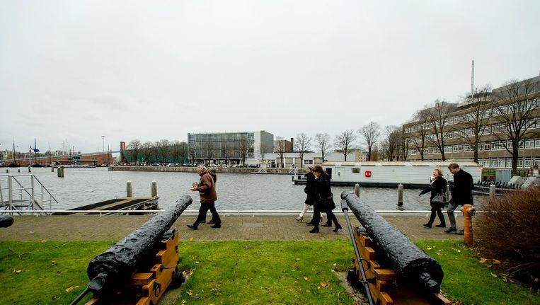 Marineterrein Amsterdam Beeld anp
