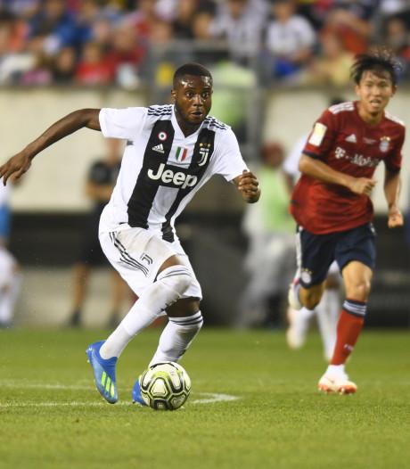 Fortuna is Juventus-huurling Fernandes lang kwijt