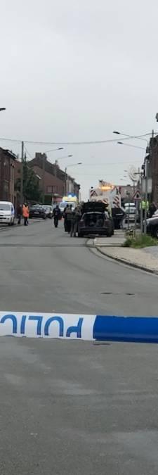 Fort Chabrol à Courcelles: l'homme a été interpellé