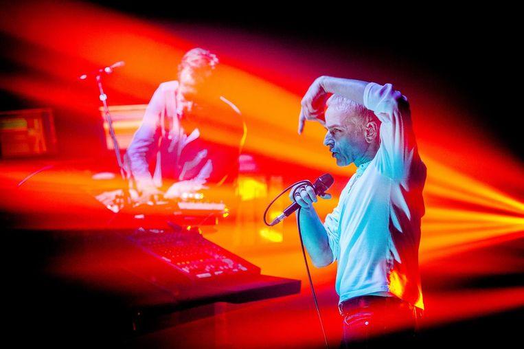 Underworld voor 'grootste Nederlandse show' naar Ziggo Dome