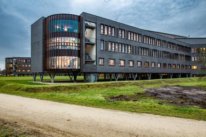 Het ziekenhuis in Deventer.