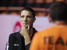 Bondscoach veeleisend voor ex-pupil Van Gelder
