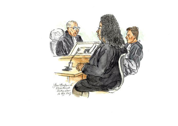 Magali M.T. ging in hoger beroep, maar verscheen twee weken geleden niet ter zitting.