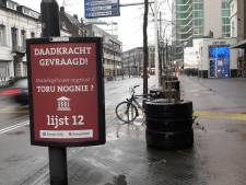 Posters Forum040 tegen Eindhovense wethouders
