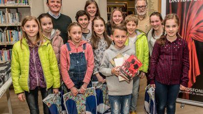 Liv Duthoo uitgeroepen tot winnaar van de junior journalisten wedstrijd