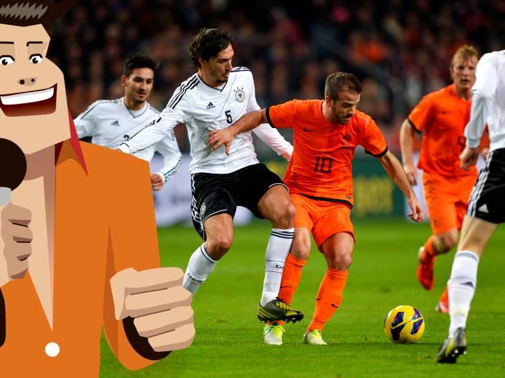 Quiz: wat weet jij van de klassieker Nederland - Duitsland?