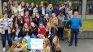 't Saam campus Cardijn sluit schooljaar met verschillende prijzen af