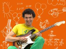 Dirk Scheele op kinderfestival Springstof in De Spot Middelburg