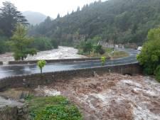 Pluies diluviennes dans le Gard: une personne portée disparue
