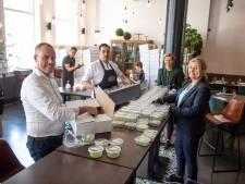 Mooi gebaar: toprestaurant in Almelo trakteert ziekenhuispersoneel op paasbrunch