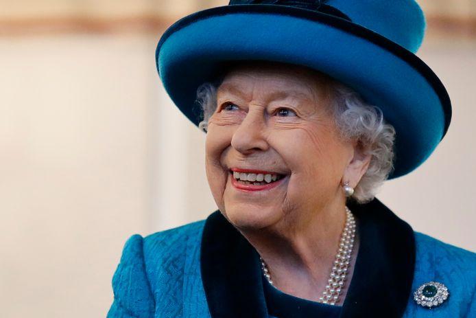 Queen Elizabeth II, de langst regerende koningin van het Verenigd Koninkrijk